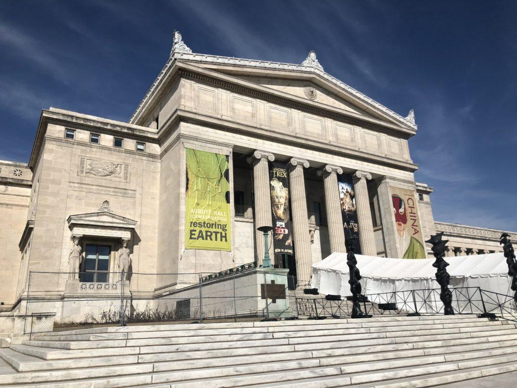 米国屈指の巨大博物館「フィールド博物館」の画像