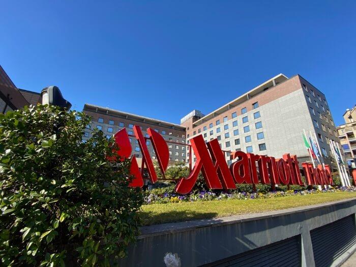 ホテル外観の画像